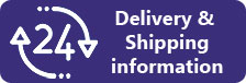 Delivery and shipping info - click here