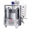 FBM Rumbo_0030 - Choc. Grinder - 30kg Granite Stone Grinder & Conche - with pump - 380v - 3 phase