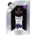 Leonce Blanc - 351500-06 1kg Blueberry Fruit Puree PF290704 - £7.10/kg - FRAGILE - Delivery at customer's own risk