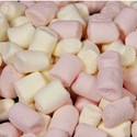 Astra Sweets - 52138 1kg Pink and White Mini Marshmallows (Contains E162) - £5.11/kg